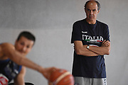 Roberto Brunamonti<br /> Raduno Nazionale Maschile Senior<br /> Raduno Giorno 2<br /> Folgaria 23/07/2017<br /> Foto Ciamillo-Castoria/ G. Ciamillo