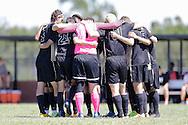September 10, 2016: The Harding University Bisons play against the Oklahoma Christian University Eagles on the campus of Oklahoma Christian University.