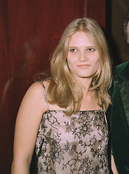 MISS ARABELLA ZAMOYSKA she is engaged to actor Oliver Tobias, at a party in London on 9th October 1997.MBZ 29 WOLO