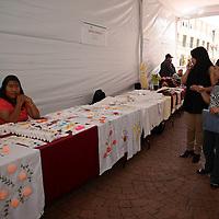 Toluca, México.- El Instituto Nacional de la Economía Social (INAES) entrego apoyos a proyectos productivos del Estado de México. Agencia MVT / Crisanta Espinosa