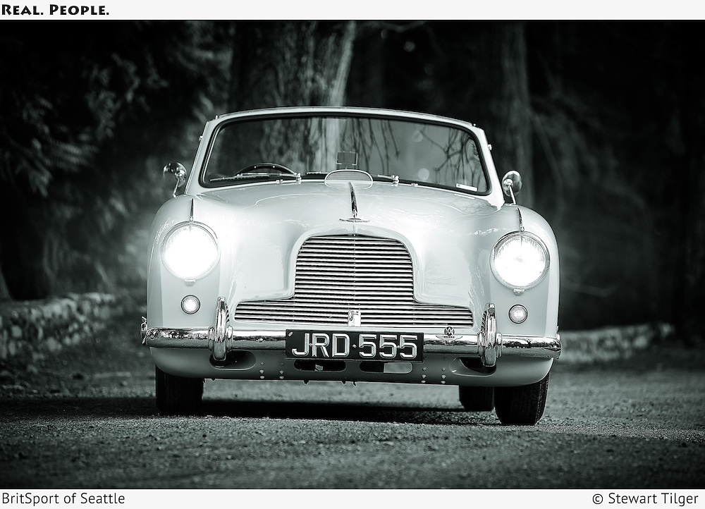 1954 Aston Martin DB2/4 MK1 DHC