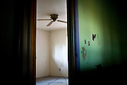 SOMERSET, CA - DECEMBER 2:  A foreclosed home awaits clean-up in Somerset, California December 2, 2008. Many foreclosed homes need substantial repairs and trash removal before going on the market.