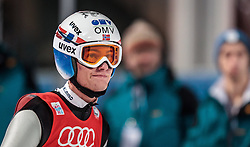 06.01.2016, Paul Ausserleitner Schanze, Bischofshofen, AUT, FIS Weltcup Ski Sprung, Vierschanzentournee, Bischofshofen, XXX, im Bild Daniel Andre Tande (NOR) // Daniel Andre Tande of Norway reacts after his final jump of the Four Hills Tournament of FIS Ski Jumping World Cup at the Paul Ausserleitner Schanze in Bischofshofen, Austria on 2016/01/06. EXPA Pictures © 2016, PhotoCredit: EXPA/ JFK