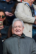 Jean Tiberi former mayor of Paris during the French Championship Ligue 1 football match between Paris Saint-Germain and SCO Angers on march 14, 2018 at Parc des Princes stadium in Paris, France - Photo Pierre Charlier / ProSportsImages / DPPI