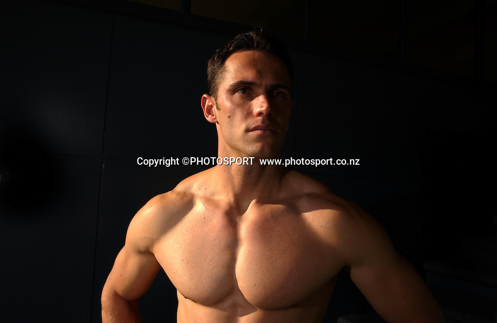 3rd July 2003, Athletics, Photoshoot, Dunedin, New Zealand<br />