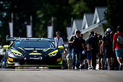 August 4-6, 2017: Lamborghini Super Trofeo at Road America. Ryan Hardwick, Dream Racing/Mountain Motorsports, Lamborghini Atlanta, Lamborghini Huracan LP620-2