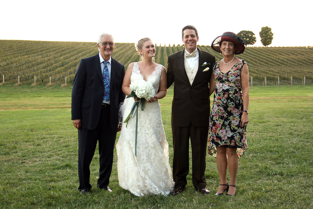 Caitlin & Michael's Wedding, Kluge Vineyards, Charlottesville, VA