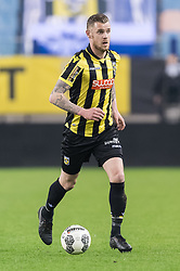 Maikel van der Werff of Vitesse during the Dutch Eredivisie match between Vitesse Arnhem and Sparta Rotterdam at Gelredome on April 14, 2018 in Arnhem, The Netherlands
