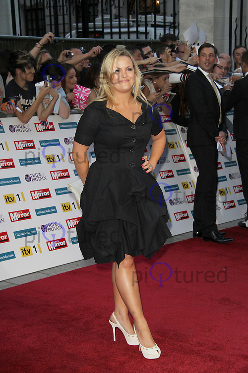 Dawn Tinsley Pride of Britain Awards, Grosvenor House Hotel, London, UK. 03 October 2011. Contact: Rich@Piqtured.com +44(0)7941 079620 (Picture by Richard Goldschmidt)