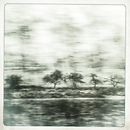Photography, C-Print with wax, 02.02.2013. 20 x 20 cm Nero Pécora/La pared,