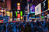 Times Square Nightlife