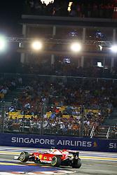 September 18, 2016 - Singapur, Singapur - Motorsports: FIA Formula One World Championship 2016, Grand Prix of Singapore, .#5 Sebastian Vettel (GER, Scuderia Ferrari) (Credit Image: © Hoch Zwei via ZUMA Wire)