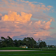 River Ridge Golf Club.Oxnard, CA. United States.