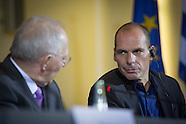 Schaeuble meets Varoufakis, 05.02.15