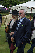 SERENA TAYLOR; ROGER TAYLOR, Goodwood Festival of Speed Cartier lunch. 27 June 2015