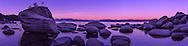 Dawn at Bonsai Rock, Lake Tahoe, CA, USA