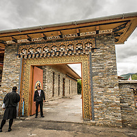 Terma Linka Hotel, Thimpu, Bhutan <br />