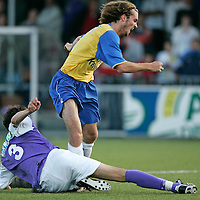 20070710 - FC OMNIWORLD - RKC WAALWIJK