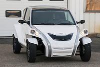 C-Zen: cette nouvelle voiture écologique et non-polluante fonctionnant à l'électricité verra le jour officiellement le 31 mars