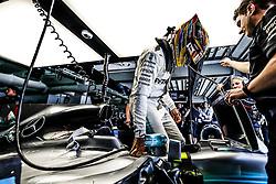 September 29, 2017 - Sepang, Malaysia - Motorsports: FIA Formula One World Championship 2017, Grand Prix of Malaysia, .#44 Lewis Hamilton (GBR, Mercedes AMG Petronas F1 Team) (Credit Image: © Hoch Zwei via ZUMA Wire)