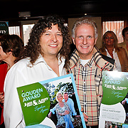 NLD/Volendam/20100908 - CD presentatie Jan Keizer en Annie Schilder, Norus Padidar en Emile Hartkamp