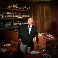 Mario Batali Portraits of top chefs, renowned restaurants, tastes and nightlife in New York City