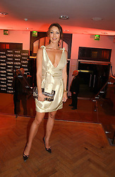 TAMARA MELLON at the 6th annual Lancome Colour Design Awards in association with CLIC Sargent Cancer Care held at Lindley Hall, Victoria, London on 28th November 2006.<br /><br />NON EXCLUSIVE - WORLD RIGHTS
