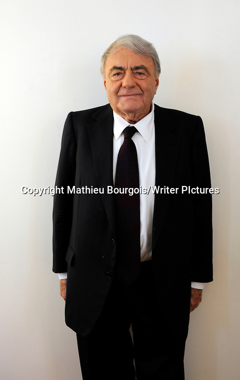 Claude  Lanzmann<br /> <br /> copyright Mathieu Bourgois/Writer PIctures<br /> contact +44 (0)20 822 41564<br /> info@writerpictures.com <br /> www.writerpictures.com