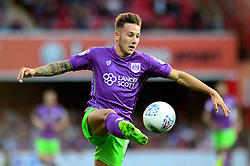Josh Brownhill of Bristol City - Mandatory by-line: Dougie Allward/JMP - 15/08/2017 - FOOTBALL - Griffin Park - Brentford, England - Brentford v Bristol City - Sky Bet Championship