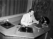 13/10/1952<br /> 10/13/1952<br /> 13 October 1952<br /> <br /> Mr P.G. O'Reilly Radio Eireann Chief Announcer