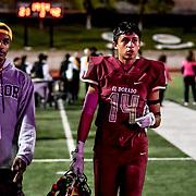 Montwood Rams vs El Dorado Aztecs, SISD S.A.C., El Paso Texas October 6, 2017