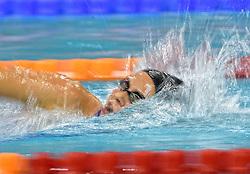 02-04-2015 NED: Swim Cup, Eindhoven<br /> Boglarka Kapas HUN, 200 medley<br /> Photo by Ronald Hoogendoorn / Sportida