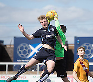 18-04-2016 Dundee v Motherwell - SPFL Development League