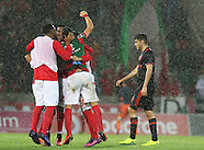 Portuguese League Maritimo vs Benfica 2016