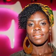NLD/Amsterdam/20150901 - Perspresentatie LULverhalen 2015 dames editie, Imanuelle Grives