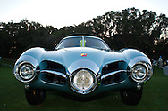 #242 1952 Abarth Fiat B.A.T.1: Chris & Angie Drake