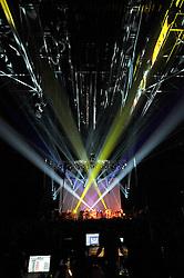 Lighting Design Images; Furthur Concert at UMass Amherst Mullins Center