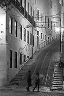 Portugal. Lisbon. Lavra ascensor