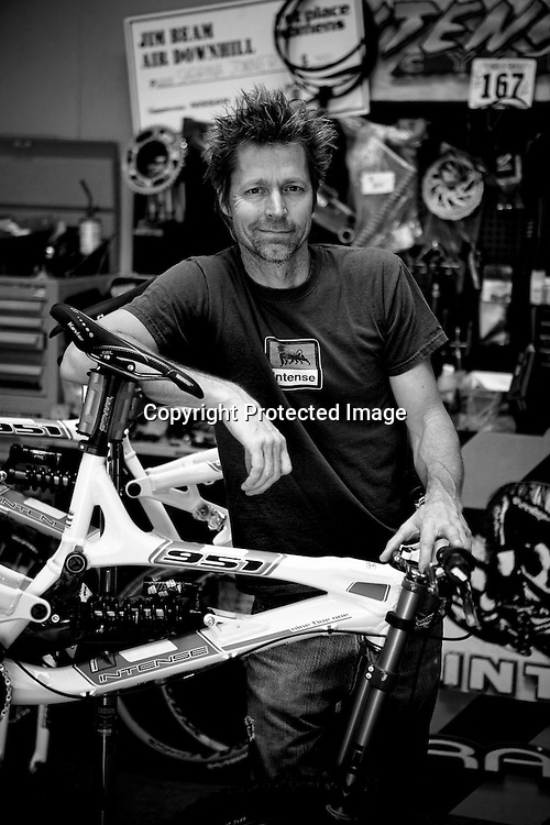 Jeff Steber is the owner and founder of Intense Cycles.