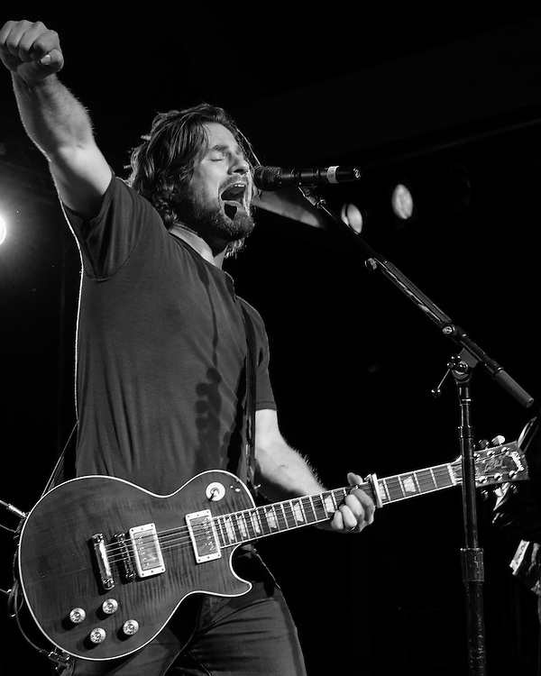 """Matt Nathanson performs at Showbox SODO in Seattle in support of his current album, """"The Last of the Great Pretenders."""" Photo by John Lill"""