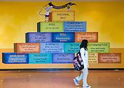 Students at Walnut Bend Elementary school, February 6, 2013.