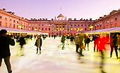Somerset House Ice Skate 2nd December 2019