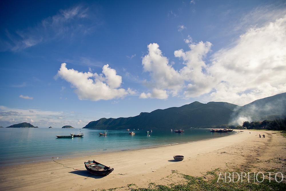 con dao island vietnam
