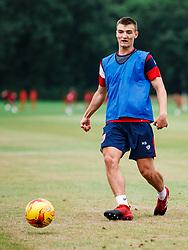 Harvey Smith in action as Bristol City Under 23s return for a second day of training ahead of their 2017/18 Season - Rogan/JMP - 01/07/2017 - Failand Training Ground - Bristol, England.