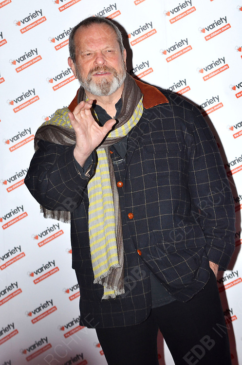 30.NOVEMBER.2011. LONDON<br /> <br /> TERRY GILLIAM ATTENDING THE HIDDEN GEMS PHOTOGRAPHY GALA AUCTION HELD AT THE RENAISSANCE ST PANCRAS HOTEL IN LONDON<br /> <br /> BYLINE: EDBIMAGEARCHIVE.COM<br /> <br /> *THIS IMAGE IS STRICTLY FOR UK NEWSPAPERS AND MAGAZINES ONLY*<br /> *FOR WORLD WIDE SALES AND WEB USE PLEASE CONTACT EDBIMAGEARCHIVE - 0208 954 5968*  *** Local Caption ***