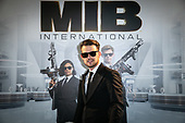 premiere Men In Black International