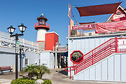 Lighthouse Oyster Bar & Grill Restaurant at Oceanside Harbor Village