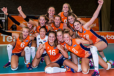 20180818 NED: WEVZA Volleyball Championships <17 Netherlands - Switzerland, Arnhem