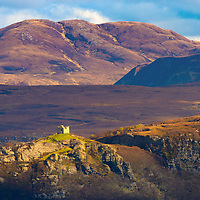 Castle Varrich, Tongue, Sutherland.