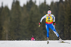 Kaisa Makarainen (FIN) during Women 15km Individual at day 5 of IBU Biathlon World Cup 2018/19 Pokljuka, on December 6, 2018 in Rudno polje, Pokljuka, Pokljuka, Slovenia. Photo by Ziga Zupan / Sportida